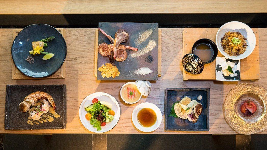 目前可在美福飯店旗下餐廳品嘗到美國超鑽級羊肉。圖/美國肉類出口協會提供