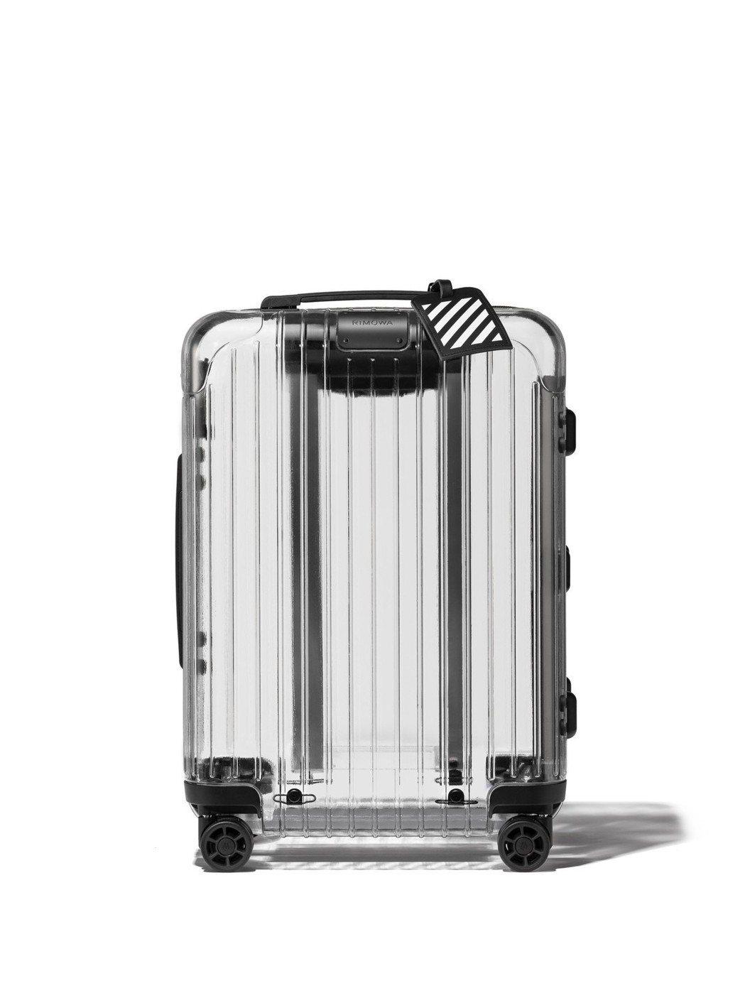 RIMOWA與Off-White設計師Virgil Abloh合作推出世界首款透...