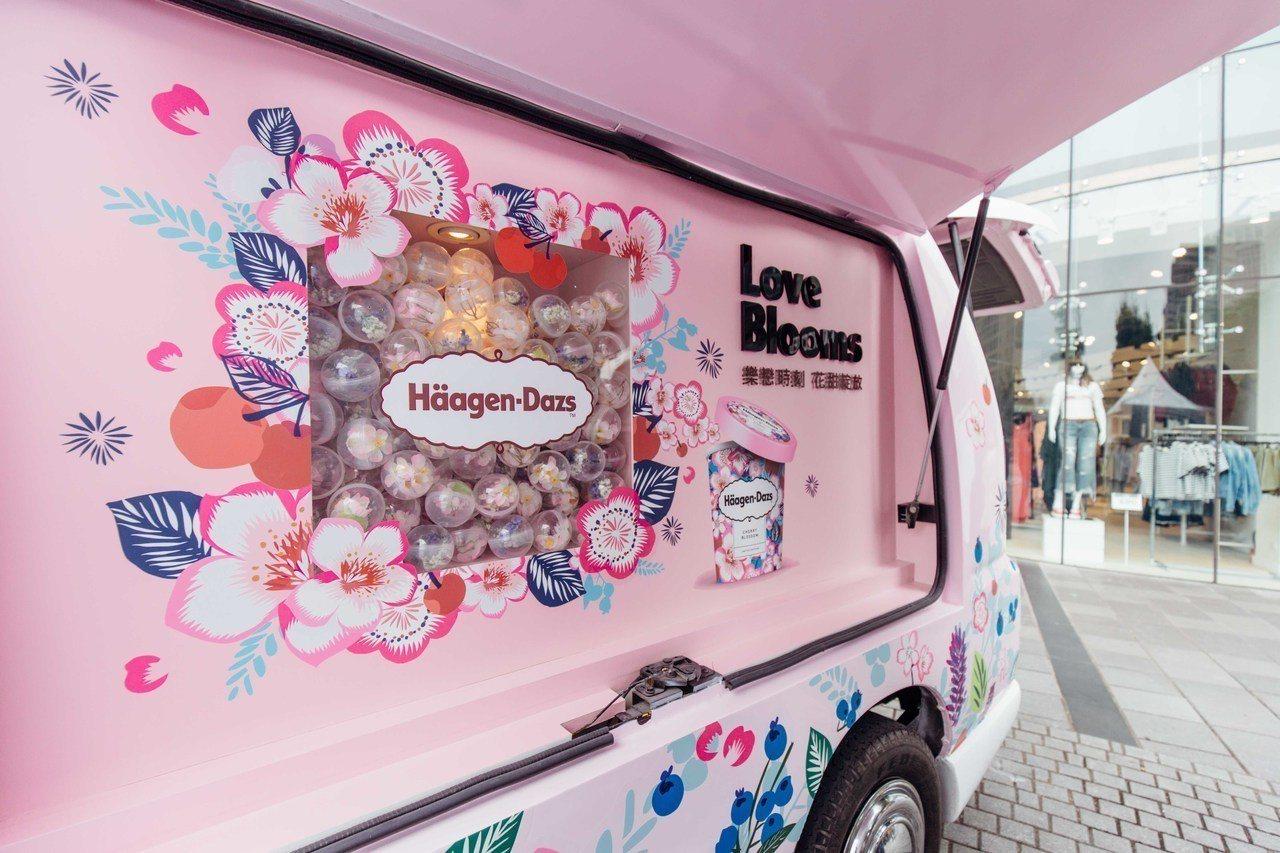 參加哈根達斯冰淇淋快閃活動,有機會抽台北晶華酒店粽子買1送1、泰市場折價券、Ha...
