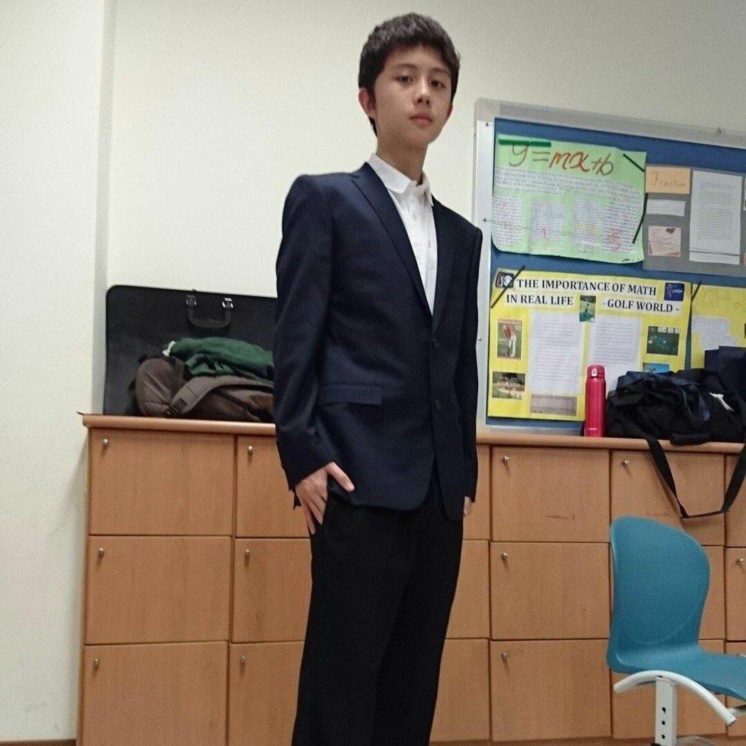 孫安佐 圖/摘自臉書