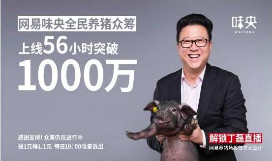 大陸科技人投入養豬產業,最有名的例子莫過於中國大陸前首富、網易公司創始人丁磊的「...