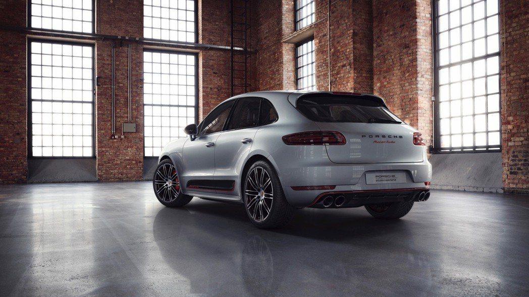 圖為現行版Porsche Macan。 Porsche提供