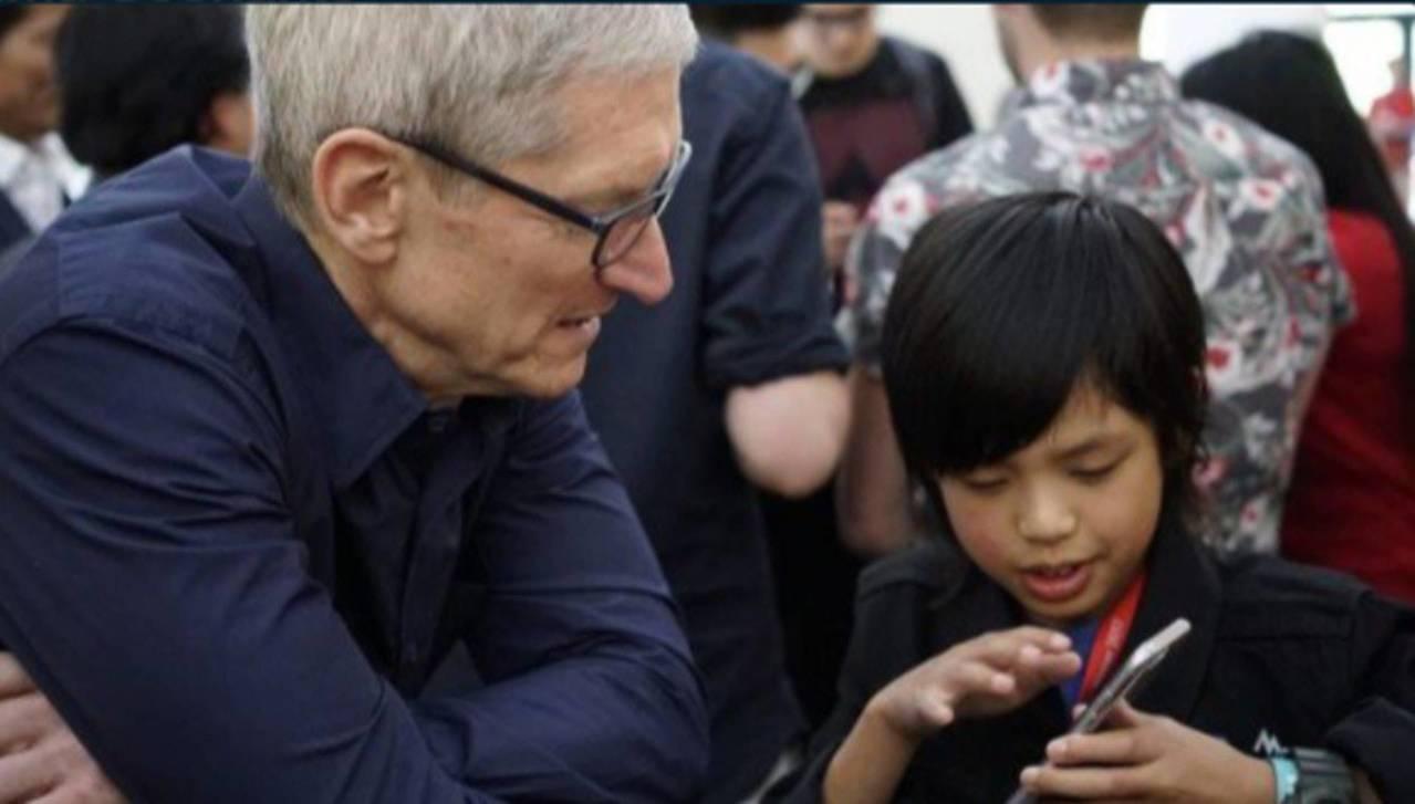 年僅11歲的尤馬,今年第二度受蘋果CEO庫克邀請參加WWDC,受到全場矚目。...