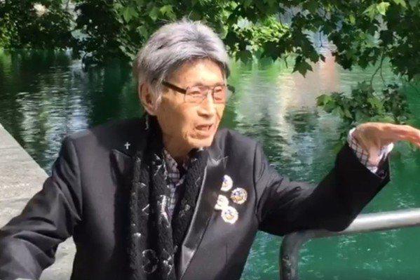 淚!傅達仁2分鐘影片「最後一站的告白」網友鼻酸