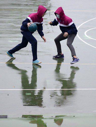 非文中當事人,圖為台灣高中生運動。聯合報系記者鄭超文/攝影