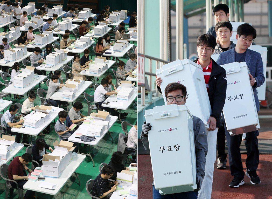每回地方選舉,南韓民眾都得做出複雜的判斷與抉擇。投票項目上,分為「廣域團體」(一...
