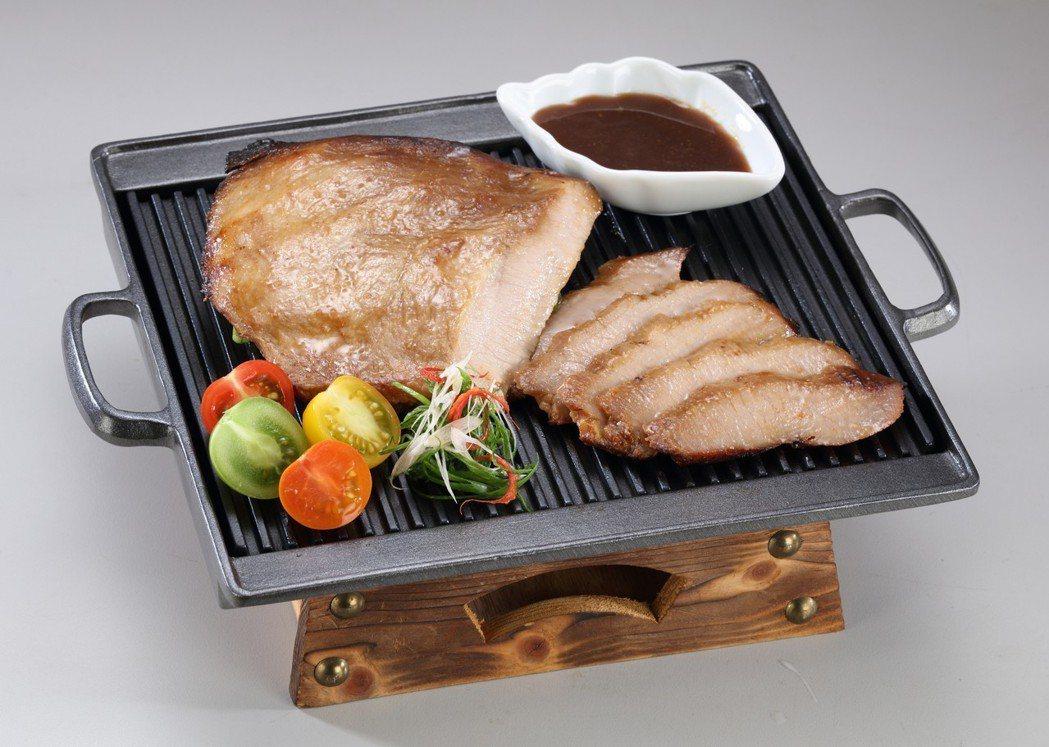 漢典食品黃金松板燒。 漢典食品/提供