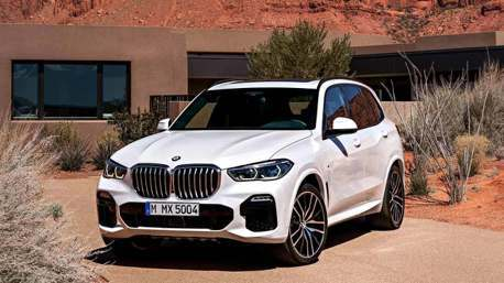 BMW全新X5現身 同級對手比一比