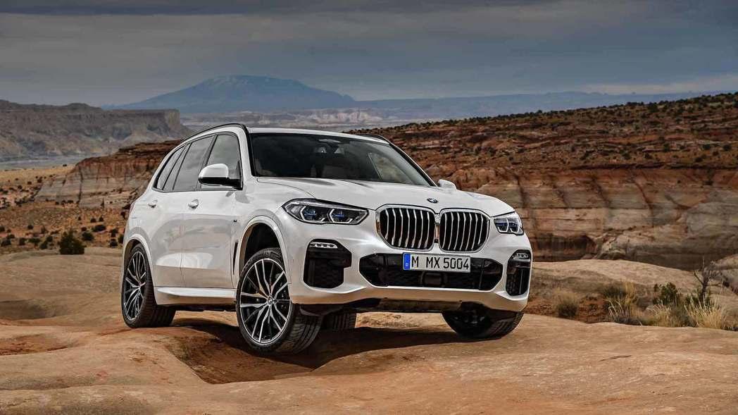 全新BMW X5(G05)預計在十一月就會在北美上市。 摘自BMW