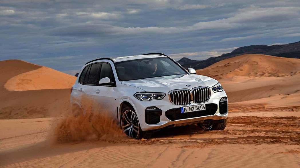 據其他車媒報導,全新BMW X5(G05)年底也將引進台灣。 摘自BMW