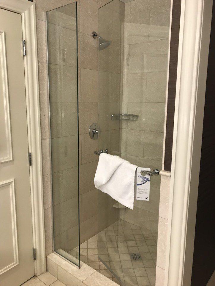 也是有搭配可以足夠轉身的沐浴空間 圖文來自於:TripPlus