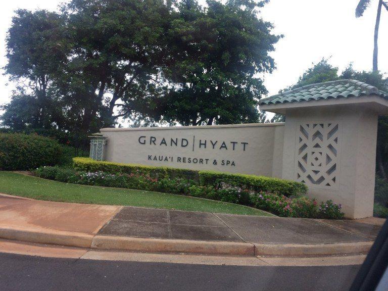Grand Hyatt Kauai Resort & Spa渡假村,建於1991...
