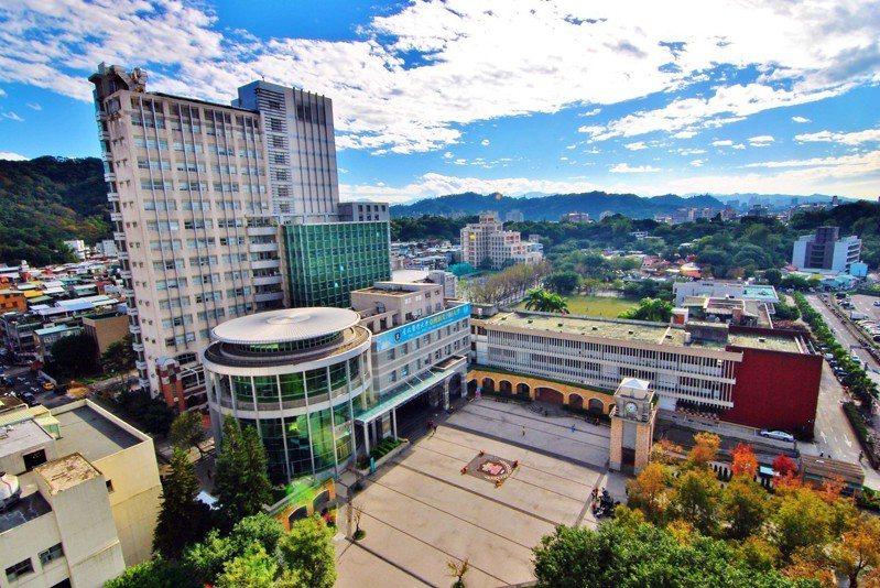 2019QS世界大學排名,台北醫學大學排名362名,在全國排名第8,高居私立大學第一。圖/北醫大提供