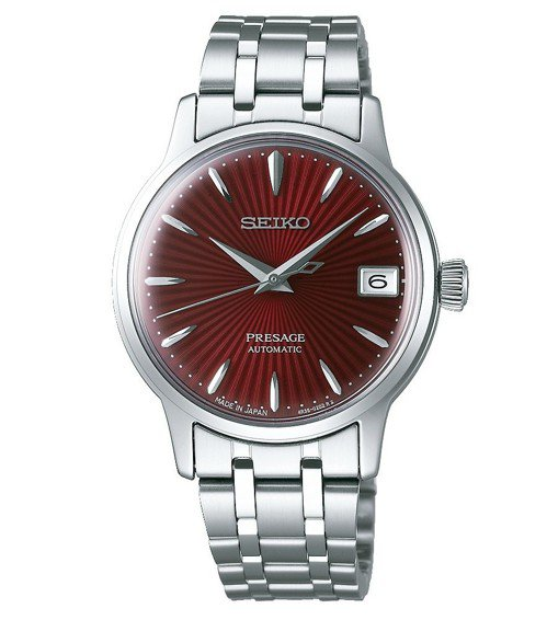 Seiko Presage系列SRP852J1腕表,約16,000元。圖/Sei...