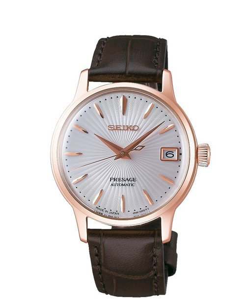 Seiko Presage系列SRP853J1腕表,約14,000元。圖/Sei...