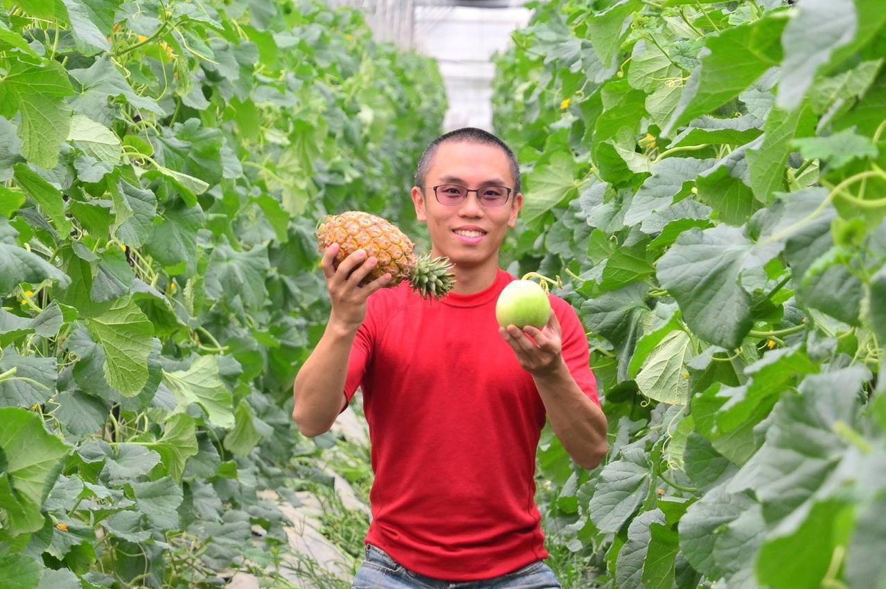 有「鳳梨王子」之稱的青年農夫楊宇帆,今天在臉書貼文拜託政治人物不要針對農產品價格...