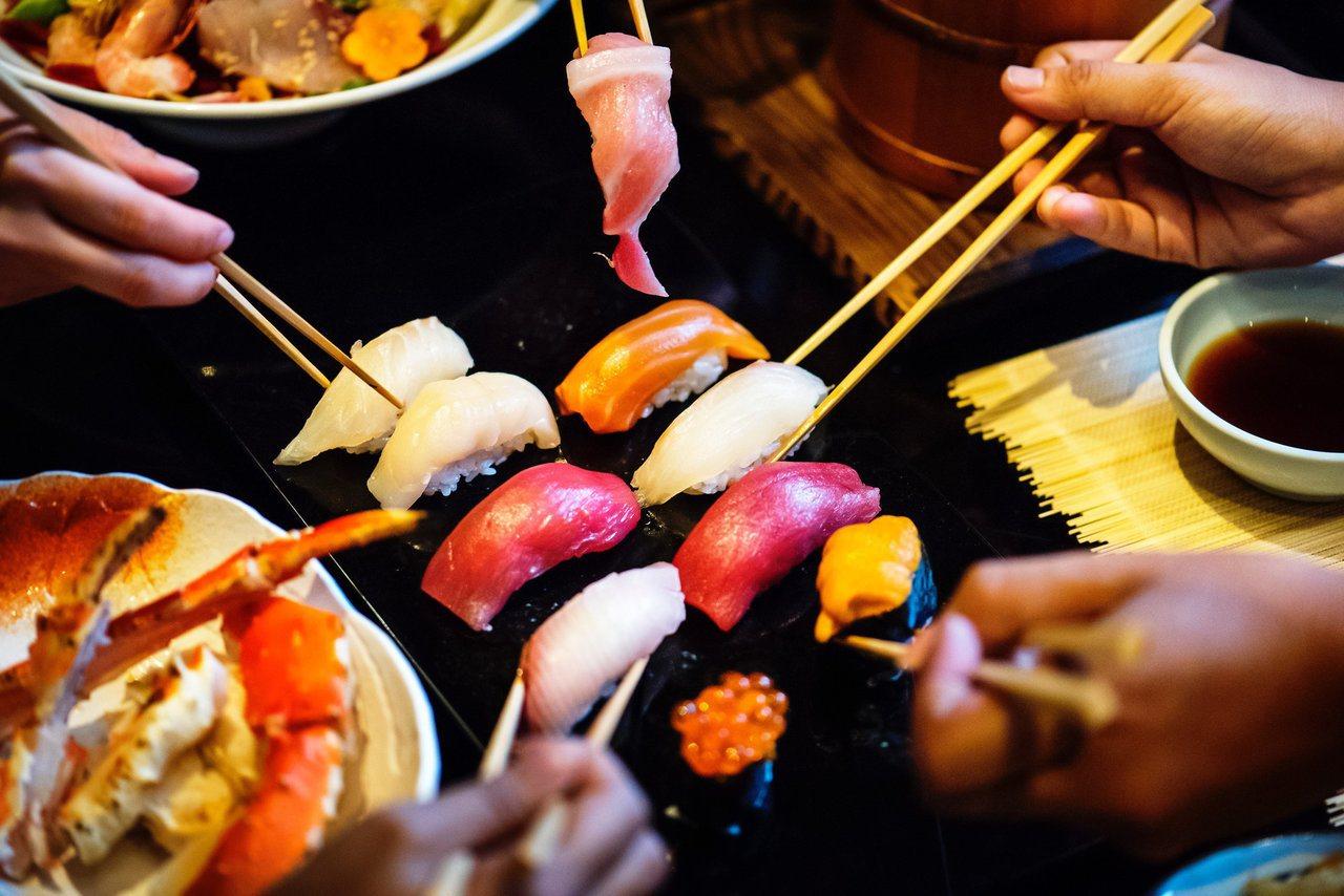 亞洲料理全球瘋迷。圖/Booking com提供