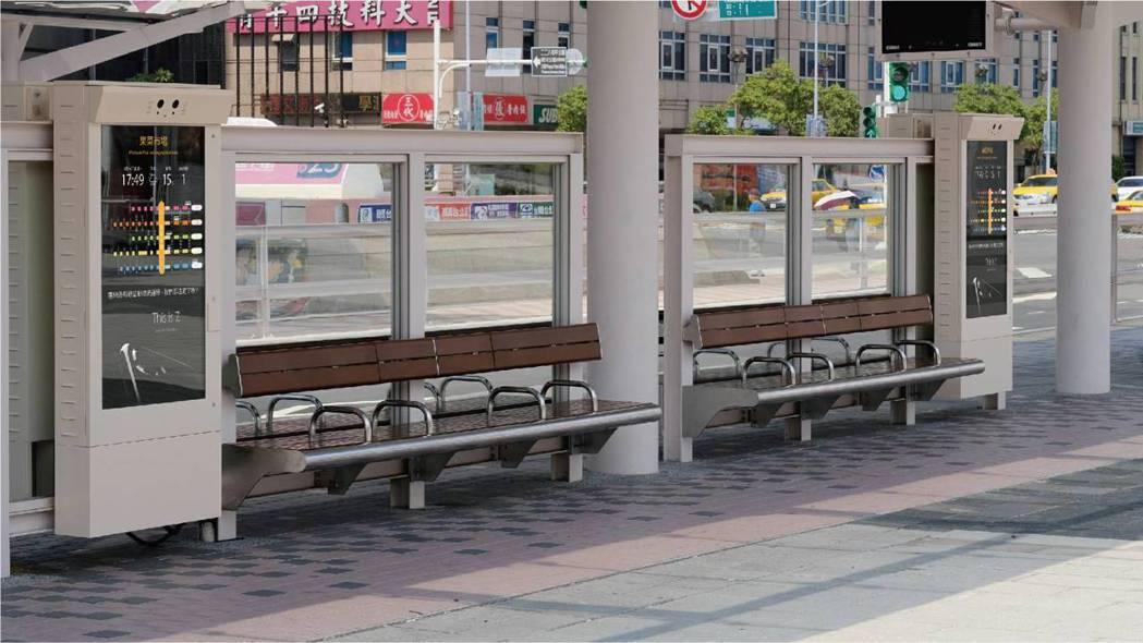 7月1日起多項交通新制上路,其中一項是在公車站10公尺內違停,將重罰1200元,車主不可不注意,以免荷包失血。圖/北市公運處提供