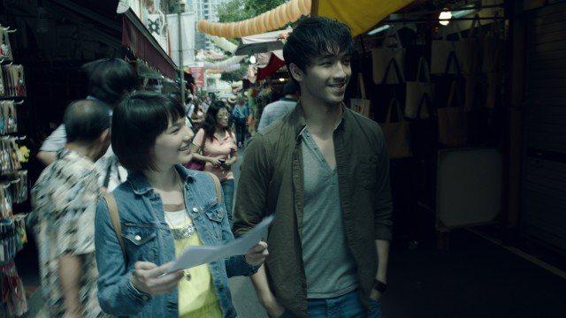 安柚鑫與紀培慧曾一起演出HBO迷你影集「詭戀」。圖/摘自imdb