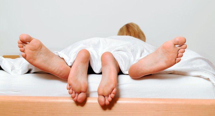 抓姦不必在床,科學證據讓情慾現形。圖為示意圖。 圖/ingimage