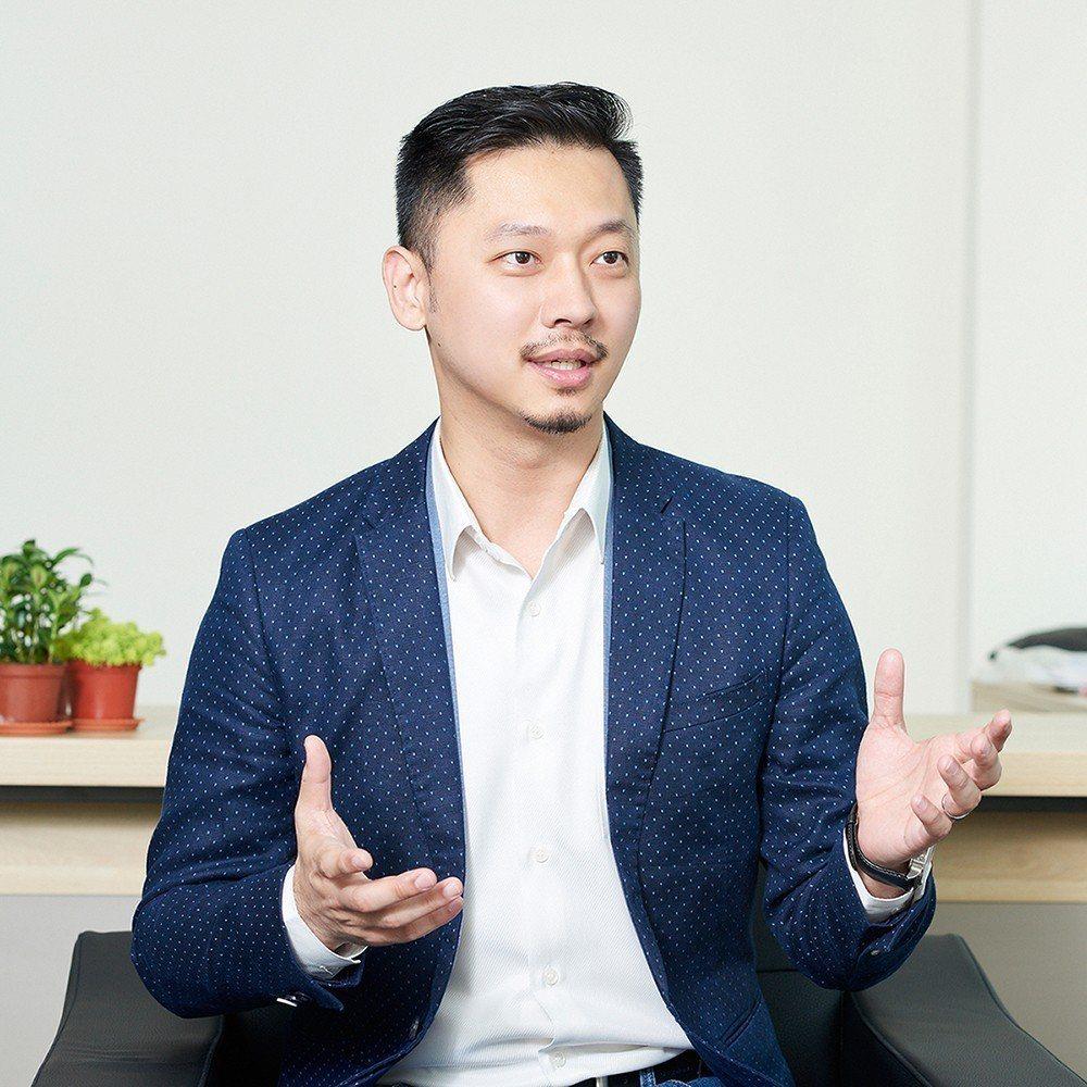 香港商阿爾伊RE紅包APP共同創辦人暨執行長林翊忠。 業者/提供