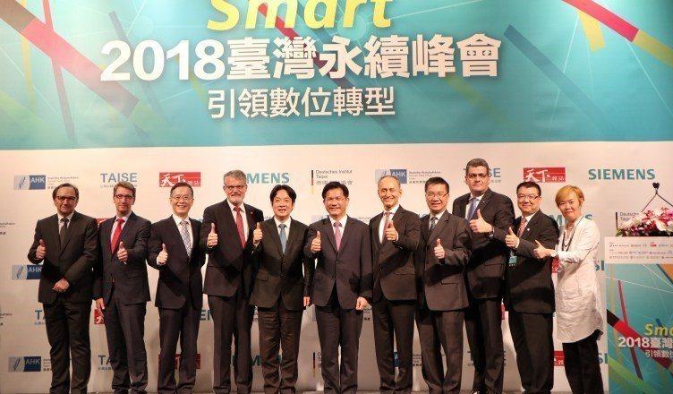 (由左至右)台灣奧迪福斯處長Joachim Prinz、德國聯邦經濟與能源部Ma...