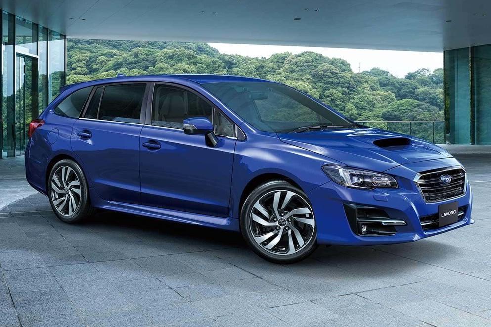 高CP值日系性能旅行車!Subaru Levorg 2.0L正式開放預售