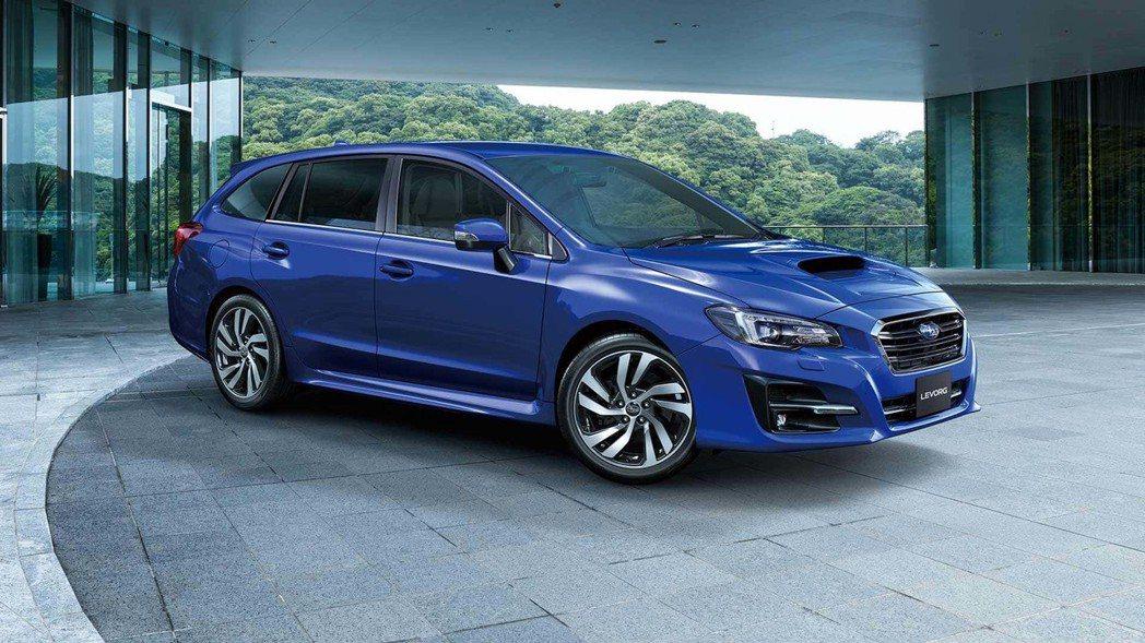 經過數天的傳聞後,Subaru總代理意美汽車正式發出新聞稿,Levorg 2.0 GT-S EyeSight即日起展開預售接單。 圖/Subaru提供