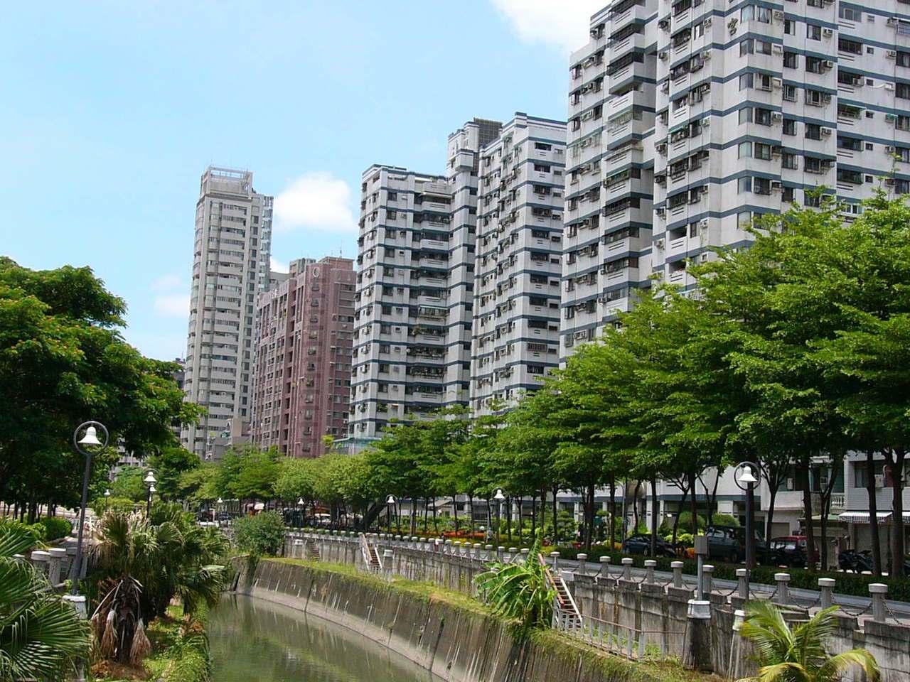 高雄房價與物價較台北低廉許多 圖片來源/聯合報系