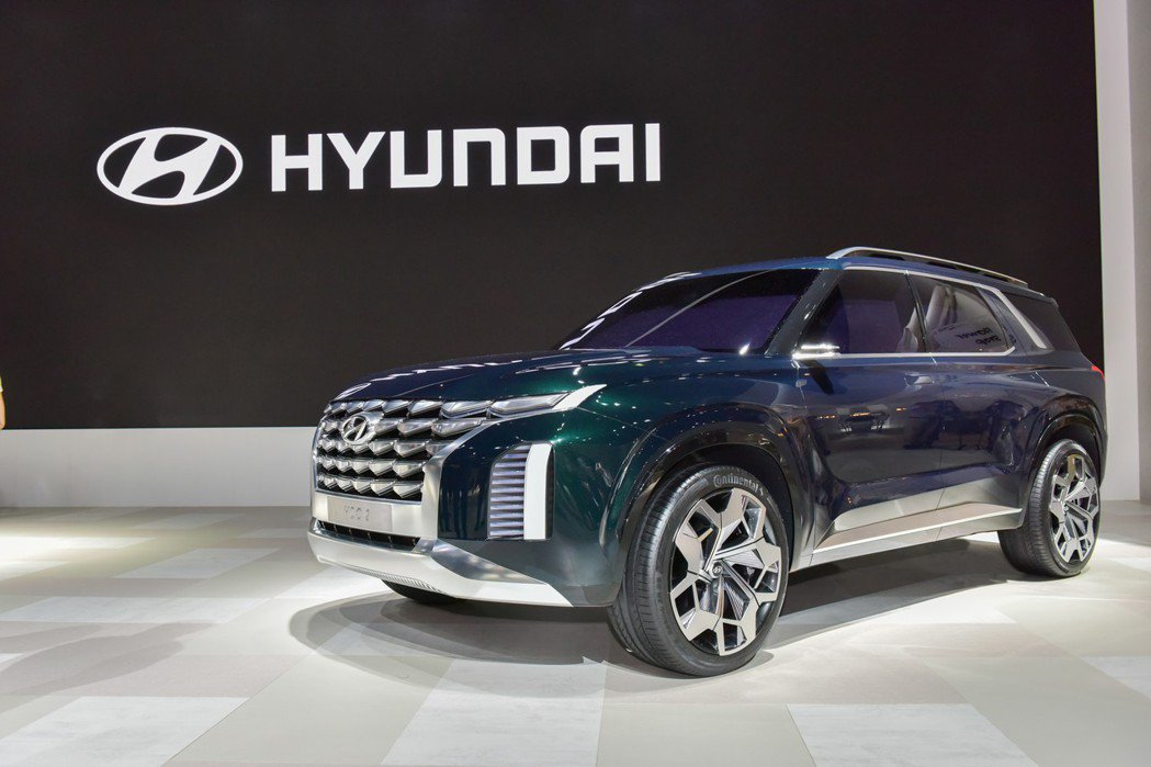 HDC-2 Hyundai Grandmaster Concept。 摘自Hyundai