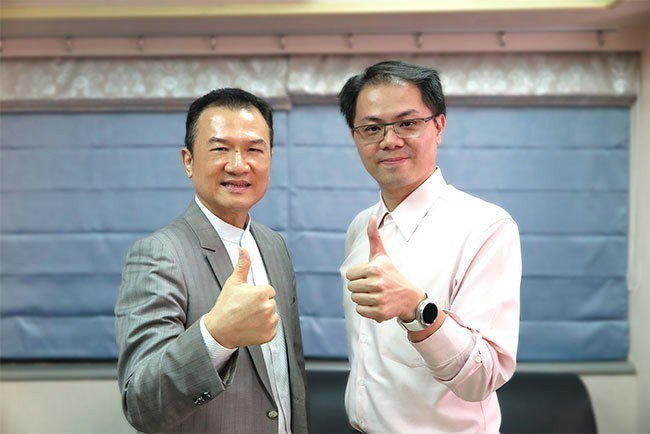 理財周刊發行人洪寶山(左)、丁禹勝(右)_650