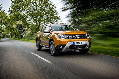 英國價格最親民的小型休旅 Dacia Duster正式開賣