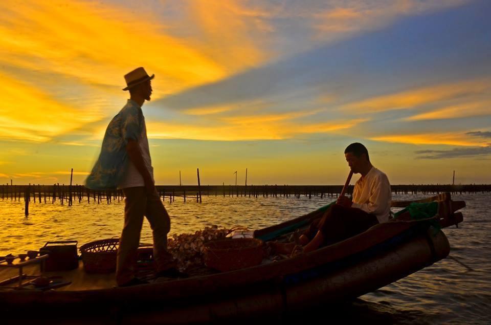 口湖深度旅遊輕妙浪漫,已成為許多內行遊客最愛。圖/蔡云珊提供