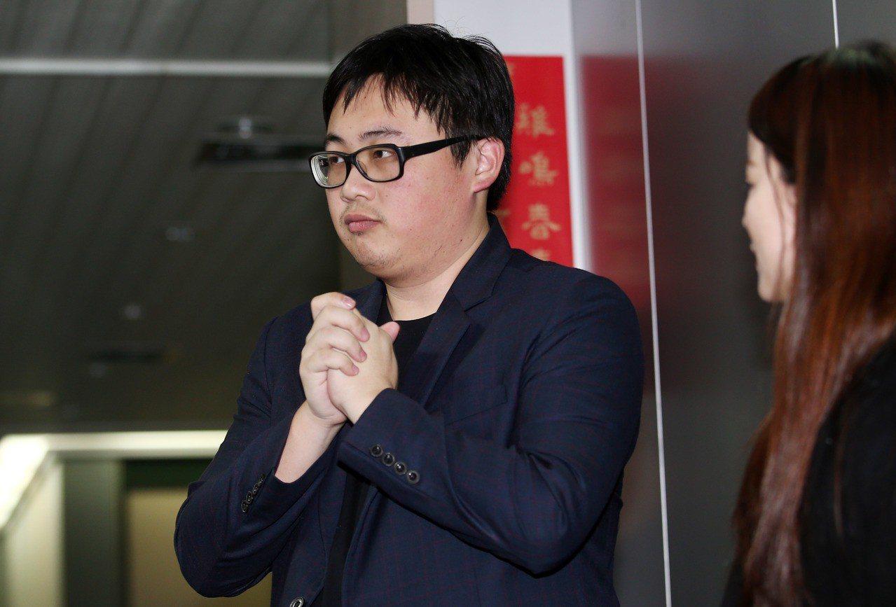 市府發言人劉奕霆。圖/報系資料照