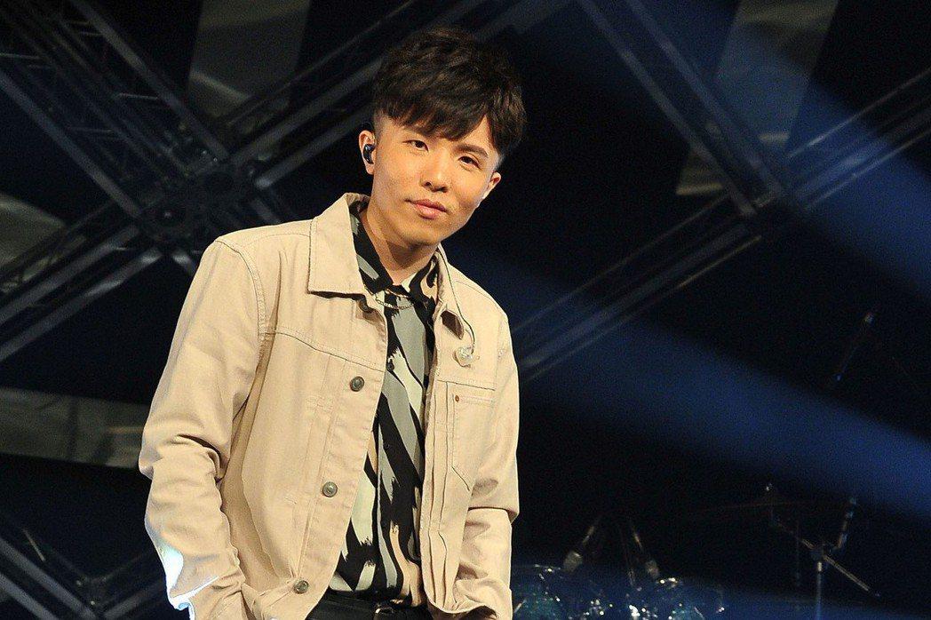 宋念宇對於入圍金曲獎相當感謝。圖/台視提供