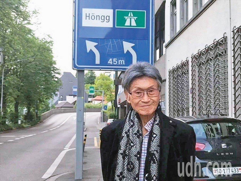 前體育主播傅達仁在瑞士執行安樂死,卻因生前服用嗎啡止痛效果不佳,一句「安寧治療就...