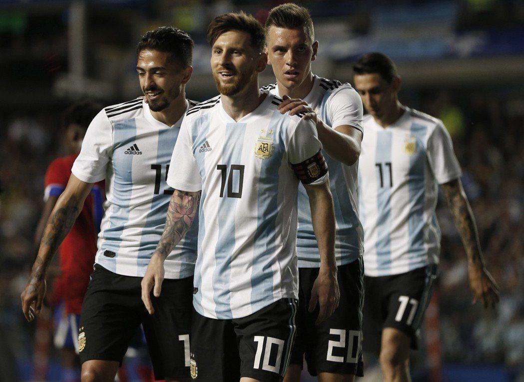 阿根廷取消與以色列熱身賽,後續仍有不少問題。 美聯社