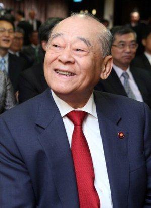 宏泰集團董事長林堉璘9日上午7時在家中安詳辭世,享壽83歲。  聯合報系資料照片...