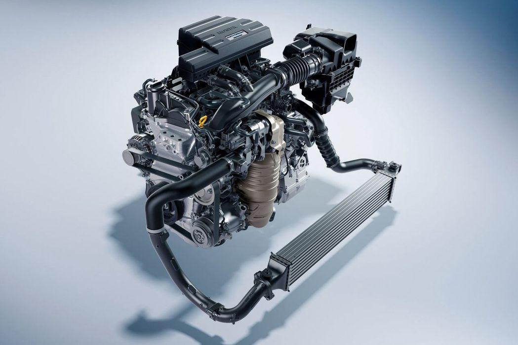 台灣、日本、歐洲市場雖然都有1.5L VTEC Turbo渦輪增壓引擎,不過節能...