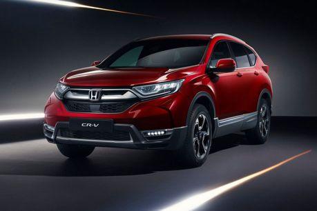 相同是第五代Honda CR-V,歐、日規的賣點就是和台灣不同!