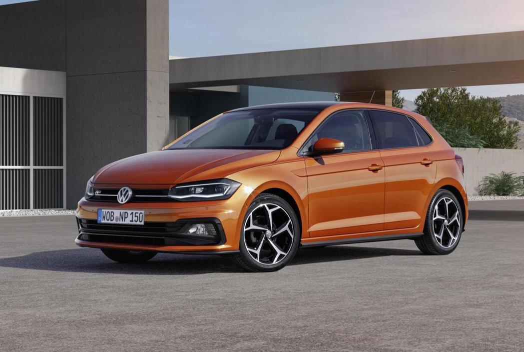 Volkswagen Polo。 圖/Volkswagen提供