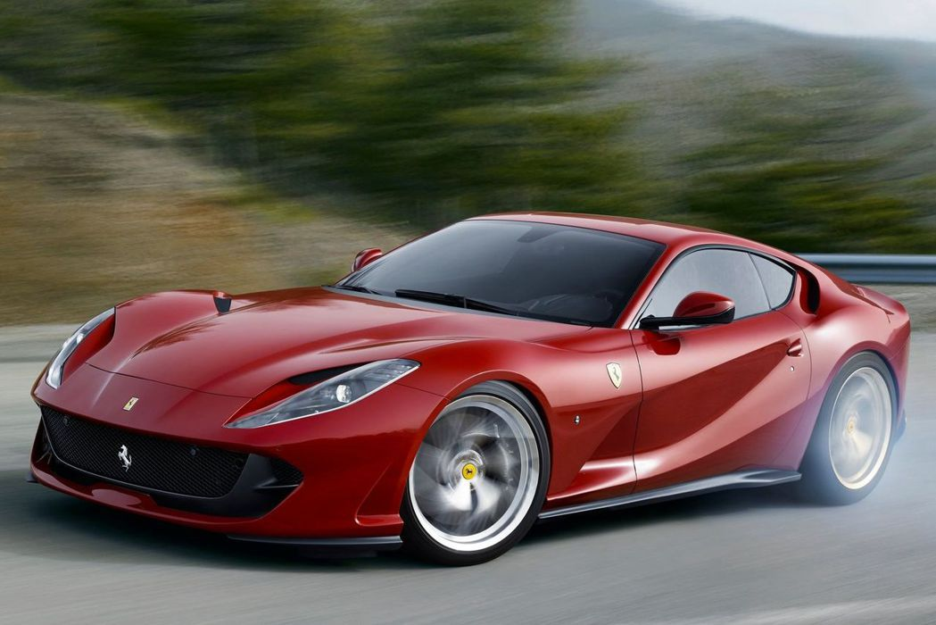 Ferrari 812 Superfast 圖/Ferrari提供