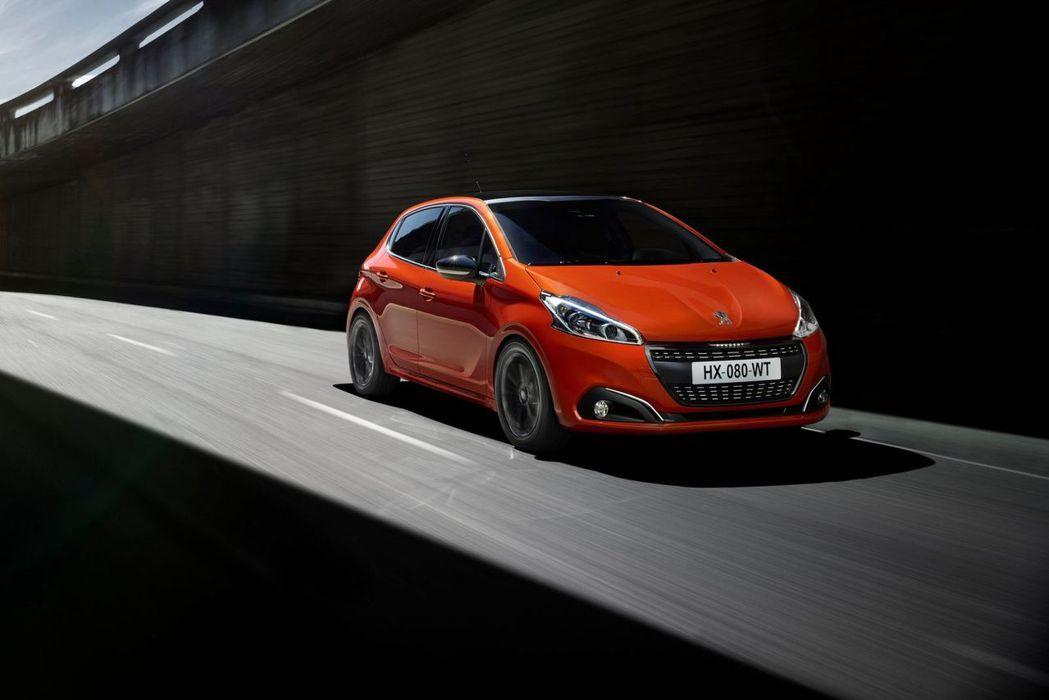 Peugeot 208 圖/Peugeot提供
