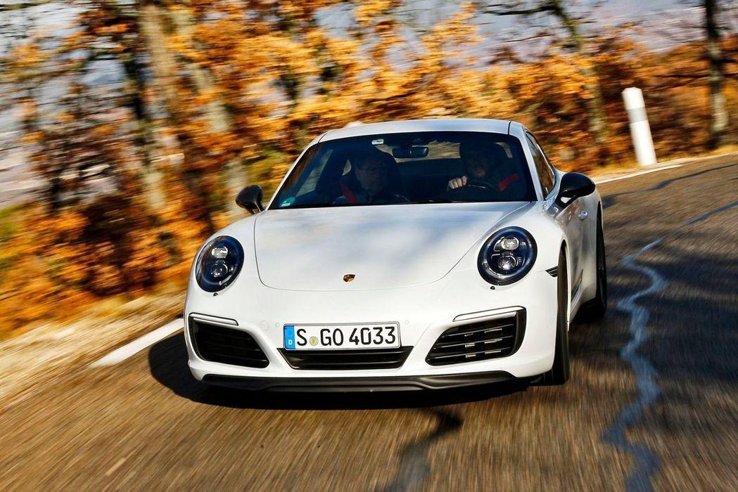 Porsche 911 圖/Porsche提供