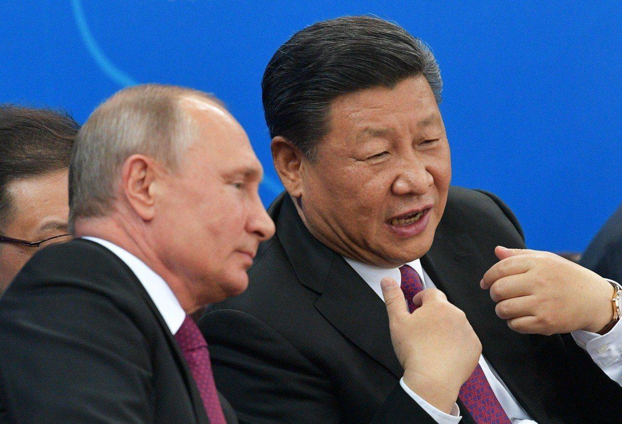 俄奪中國大單,搶美核電生意200億人民幣歷來最大。 歐新社