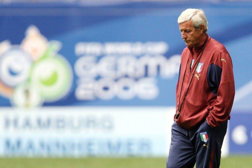 2006年義大利隊由「銀狐」里皮執掌兵符,他在世界盃中展現足智多謀的用兵能力,關...