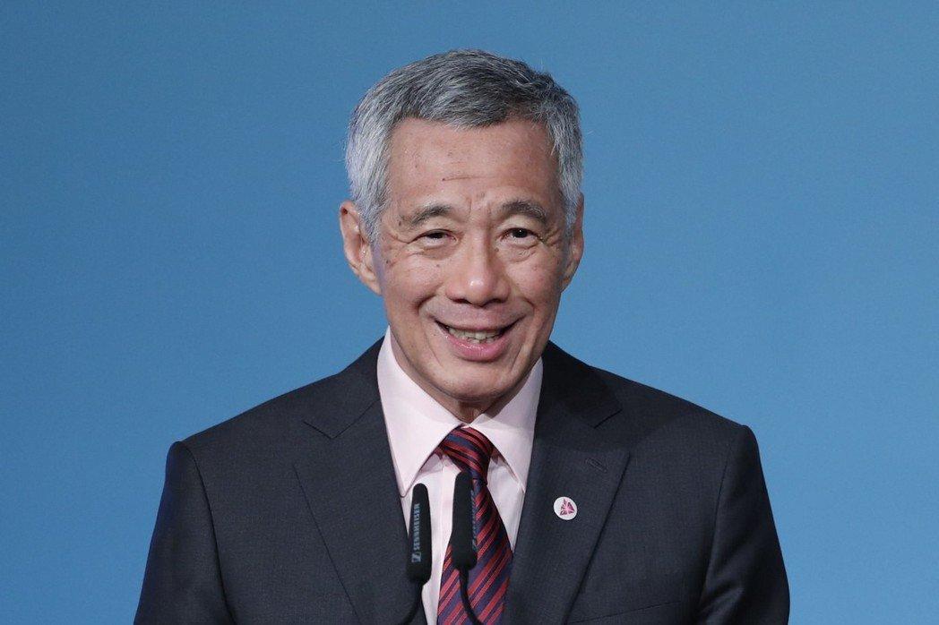 新加坡總理李顯龍10日表示,新加坡投入4.5億元辦川金會,半數開銷用於維安。歐新...