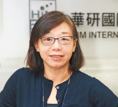 華研音樂總經理何燕玲