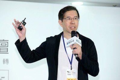 陳超明表示,英語能力提升才是重點,門檻只是很初階的手段,根本不是目的。圖/報系資...