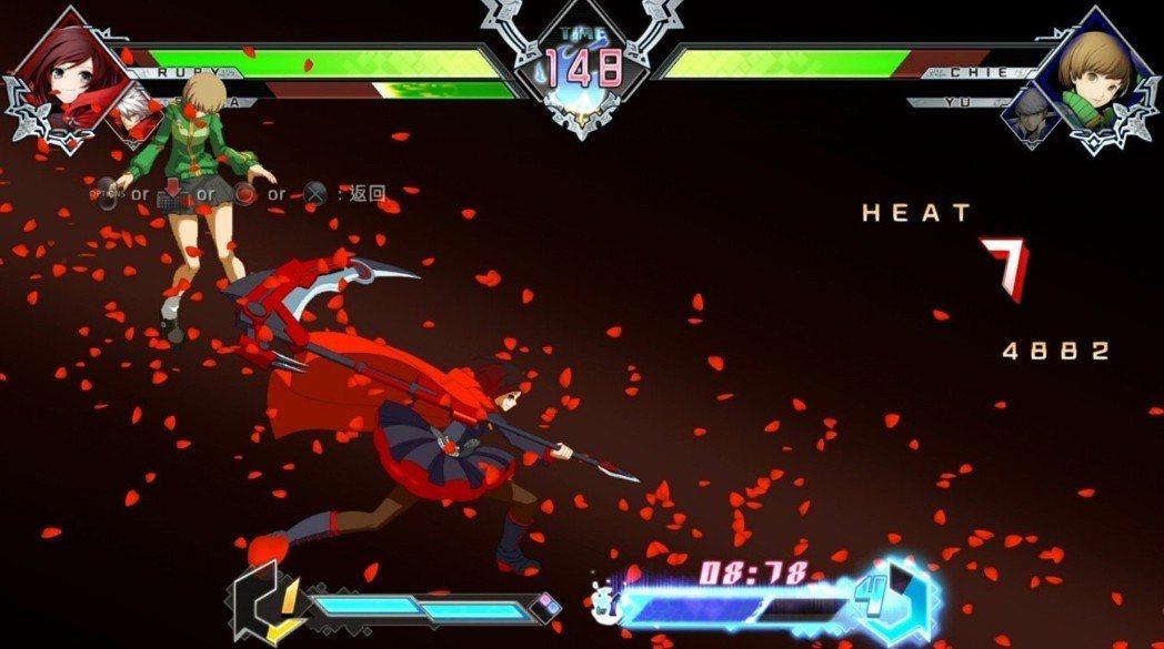 《RWBY》遊戲在市面上不多,但是ARK盡可能地還原了角色在動畫的戰鬥風格。